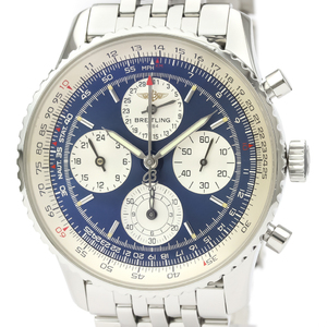 Breitling Navitimer Automatic Stainless Steel Men's Sports Watch A39022
