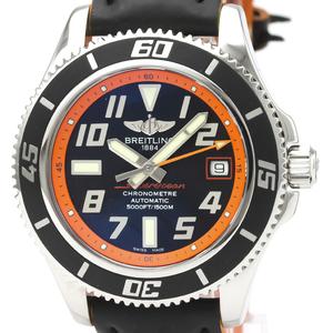ブライトリング(Breitling) スーパーオーシャン 自動巻き ステンレススチール(SS) メンズ スポーツウォッチ A17364