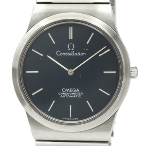 Omega Constellation Automatic Stainless Steel Men's Dress Watch 157.0002