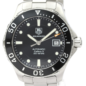 Tag Heuer Aquaracer Automatic Stainless Steel Men's Sports Watch WAN2110