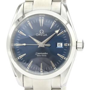 Omega Seamaster Quartz Stainless Steel Men's Sports Watch 2517.80