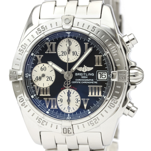 Breitling Cockpit Automatic Stainless Steel Men's Sports Watch A13358