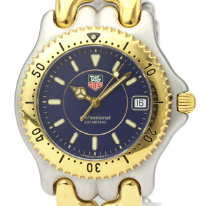 Tag Heuer Sel Quartz Gold Plated,Stainless Steel Men's Dress Watch WG1127