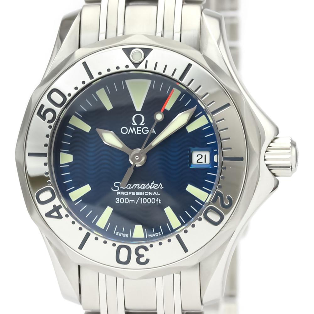 OMEGA Seamaster Professional 300M Steel Ladies Watch 2283.80