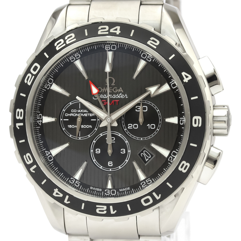 Omega Seamaster Automatic Stainless Steel Men's Sports Watch 231.10.44.52.06.001