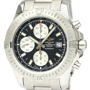 Breitling Colt Automatic Stainless Steel Men's Sports Watch A13388