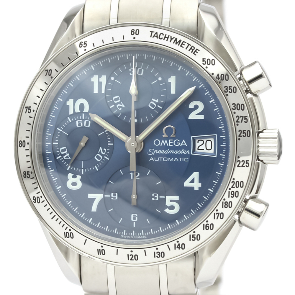 OMEGA Speedmaster Date Limited Edition in Japan Watch 3513.82