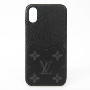 ルイ・ヴィトン(Louis Vuitton) タイガ IPHONE・バンパー XS M67806 モノグラムエクリプス バンパー iPhone X 対応 モノグラムエクリプス,ノワール