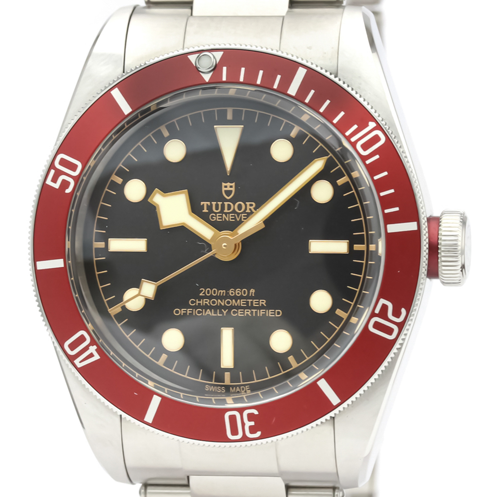 Tudor Black Bay Automatic Stainless Steel Men's Sports Watch 79230R