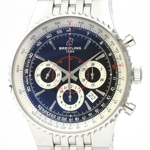 Breitling Navitimer Automatic Stainless Steel Men's Sports Watch A23351