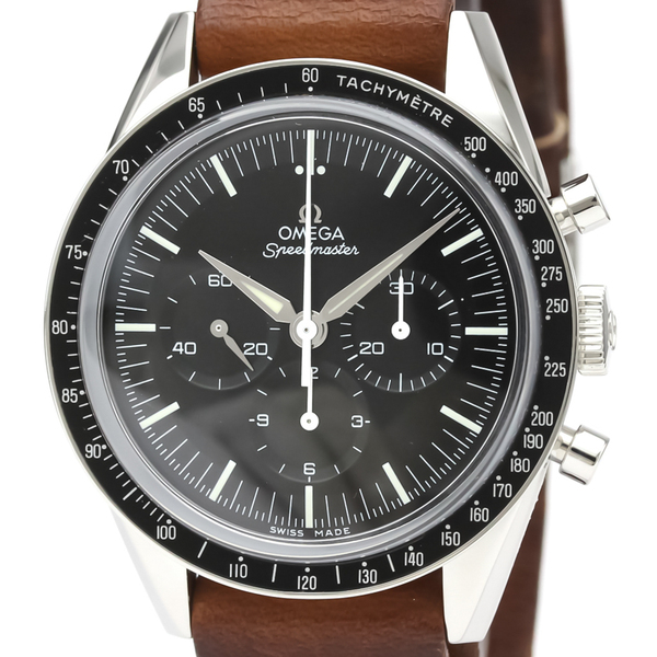 Omega Speedmaster Mechanical Stainless Steel Men's Sports Watch 311.32.40.30.01.001