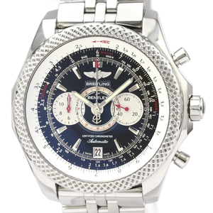 Breitling Bentley Automatic Stainless Steel Men's Sports Watch A26364