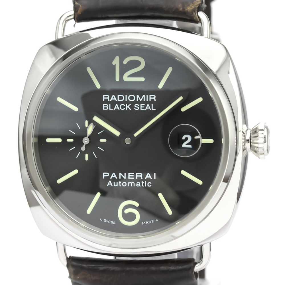 Officine Panerai Radiomir Automatic Stainless Steel Men's Sports Watch PAM00287