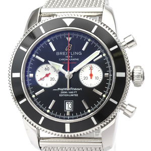 Breitling Superocean Automatic Stainless Steel Men's Sports Watch A23320