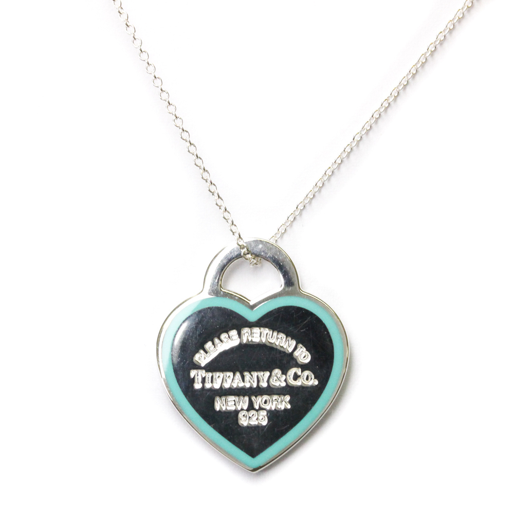Tiffany Return To Tiffany Silver 925 Women,Men Pendant Necklace