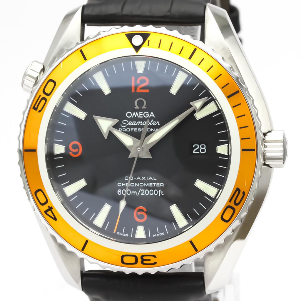 オメガ(Omega) シーマスター 自動巻き ステンレススチール(SS) メンズ スポーツウォッチ 2908.50.38