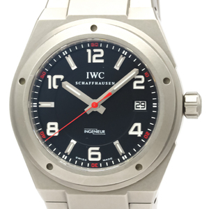 IWC Ingenieur Automatic Titanium Men's Sports Watch IW322702