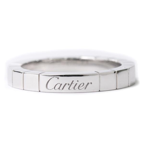 カルティエ(Cartier) ラニエール K18ホワイトゴールド(K18WG) バンドリング