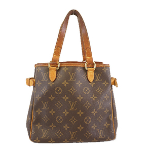 Auth Louis Vuitton Monogram M51156 Women's Handbag
