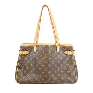 Auth Louis Vuitton Monogram Batignolles Horizontal M51154 Women's Tote Bag