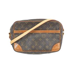 Auth Louis Vuitton Monogram Trocadero 27 M51274 Women's Shoulder Bag