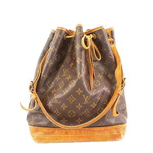 Auth Louis Vuitton Monogram M42224 Women's Shoulder Bag