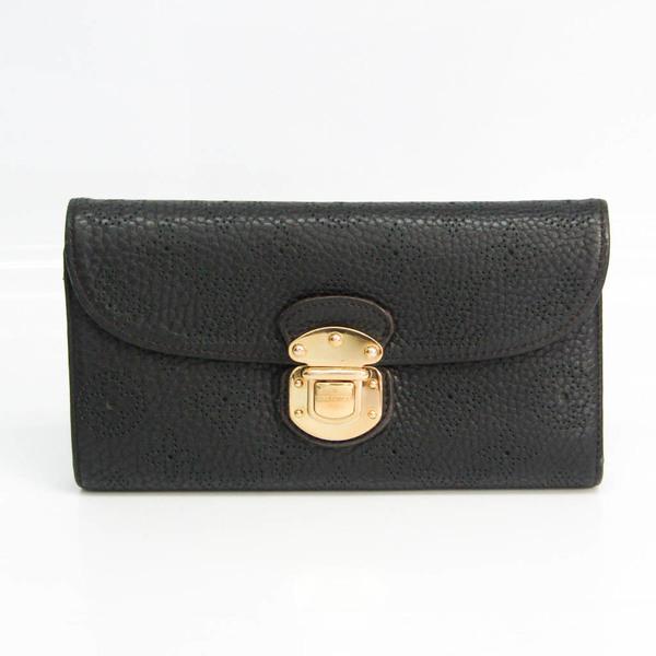 ルイ・ヴィトン(Louis Vuitton) マヒナ ポルトフォイユ アメリア M95968 レディース マヒナ 長財布(三つ折り) ショコラ