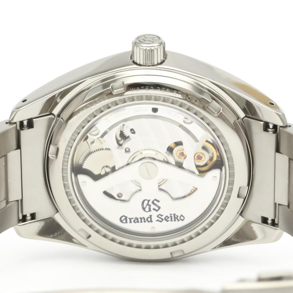 セイコー(Seiko) グランドセイコー 自動巻き チタン メンズ ドレスウォッチ SBGA011(9R65-0AE0)