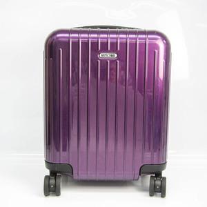 リモワ(Rimowa) ハードケース スーツケース ブラック,パープル SALSA AIR MINI