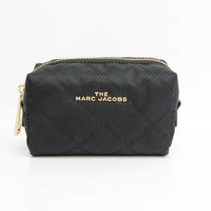 マーク・ジェイコブス(Marc Jacobs) SMALL COSMETIC M0016812 レディース ポリエステル ポーチ ブラック