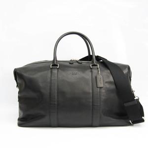 コーチ(Coach) VOYAGER BAG 52 IN SPORT F54802 ユニセックス レザー ボストンバッグ,ショルダーバッグ ブラック