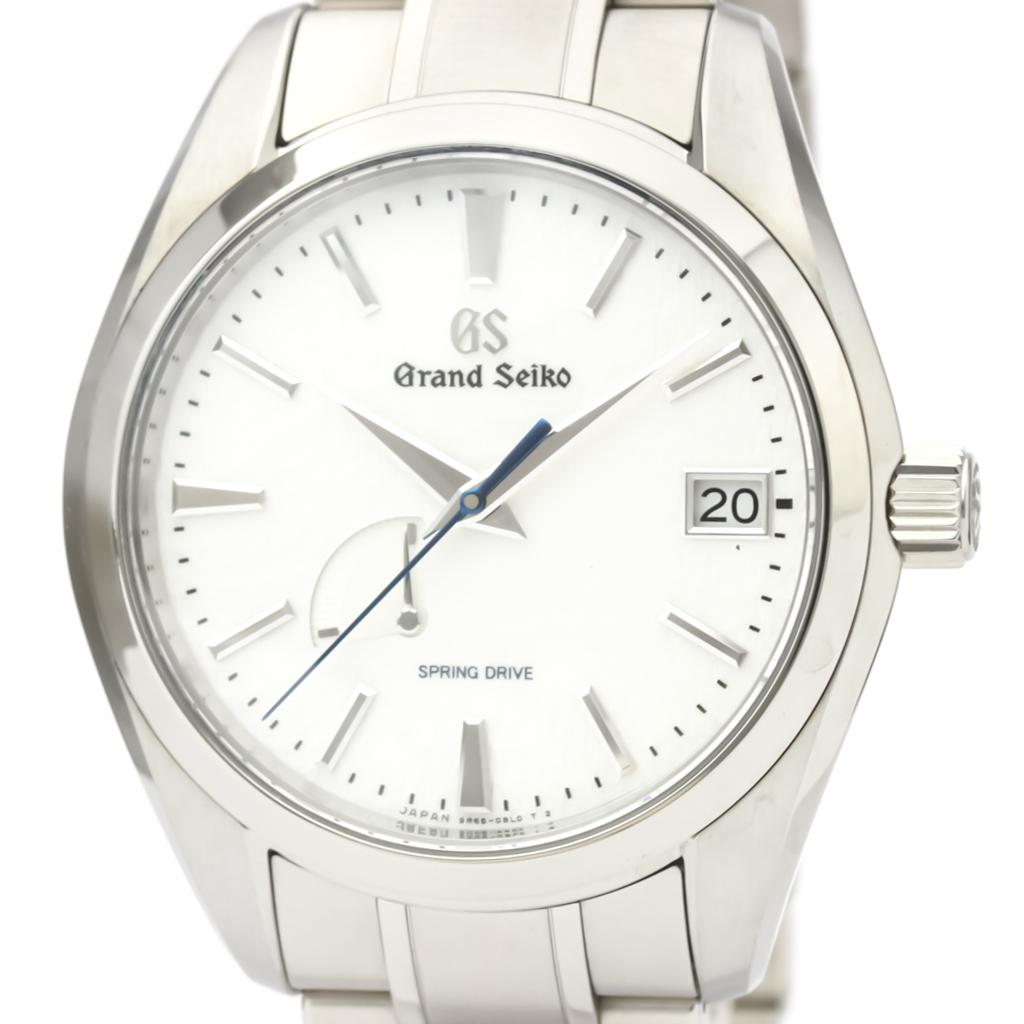 Seiko Grand Seiko Spring Drive Titanium Men's Dress Watch SBGA211(9R65-0AE0)