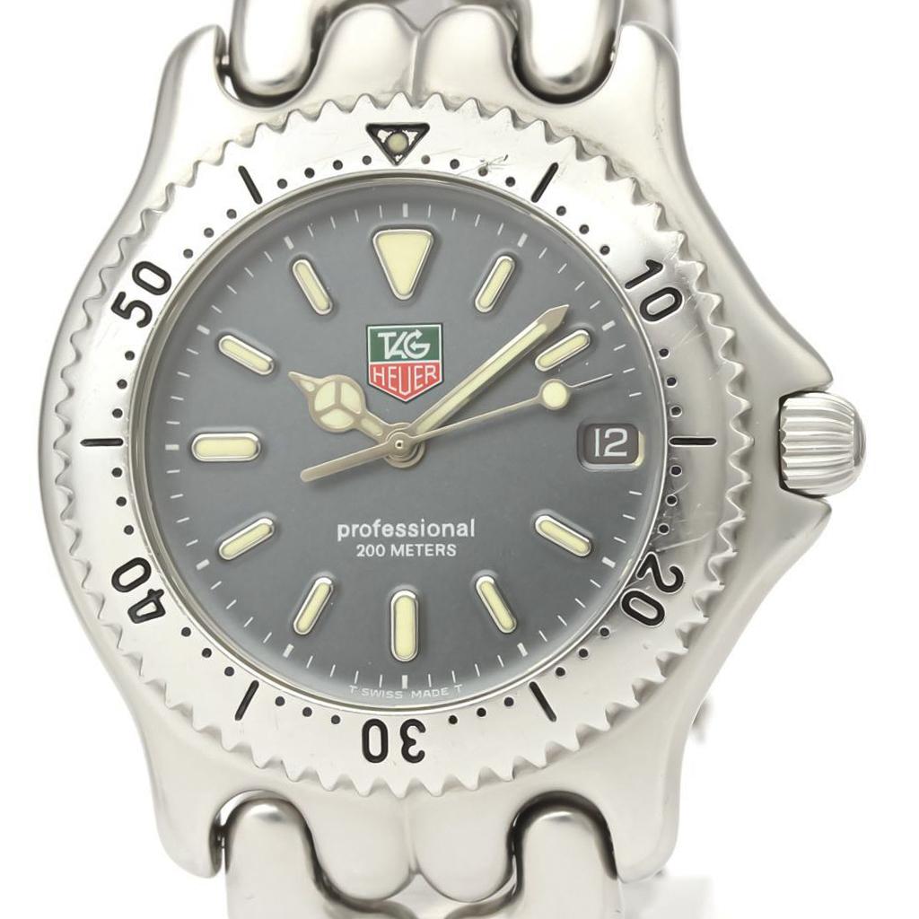 TAG HEUER Sel Professional 200M Steel Quartz Mens Watch S99.206