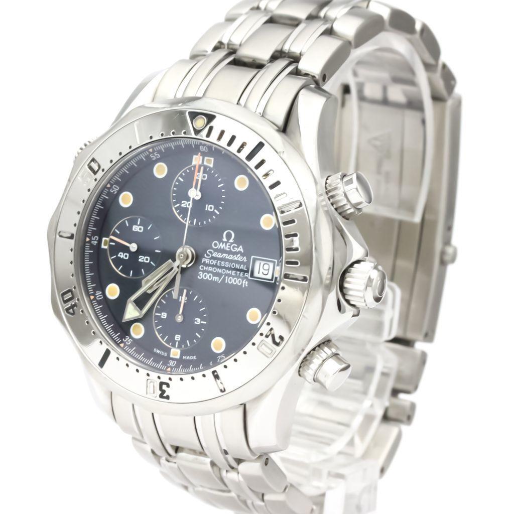 OMEGA Seamaster Professional 300M Chronograph Watch 2598.80