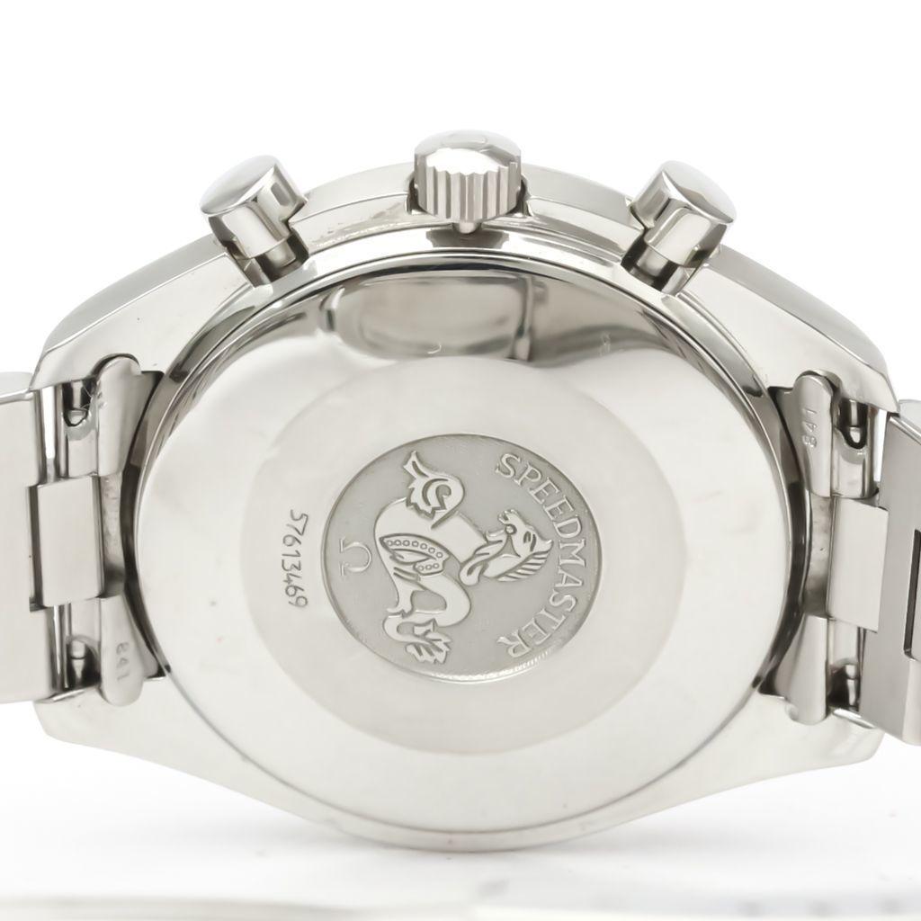 【OMEGA】オメガ スピードマスター オートマティック ステンレススチール 自動巻き メンズ 時計 3510.50