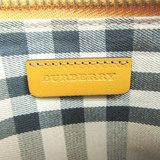 バーバリー(Burberry) 3882390 レディース レザー ショルダーバッグ ダークベージュ
