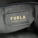フルラ(Furla) パイパー M DOME レディース レザー ハンドバッグ,ショルダーバッグ ブラック