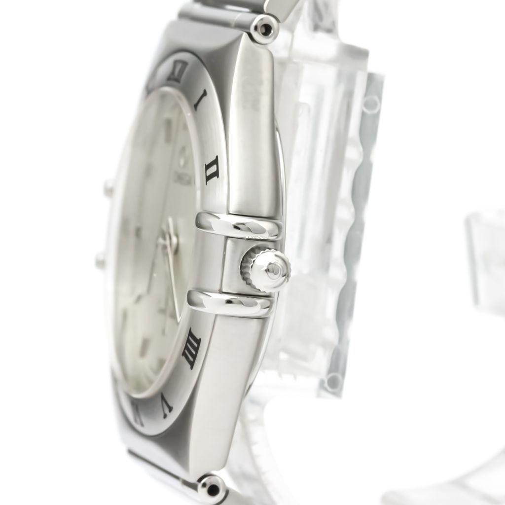 【OMEGA】オメガ コンステレーション ステンレススチール クォーツ メンズ 時計 1512.30