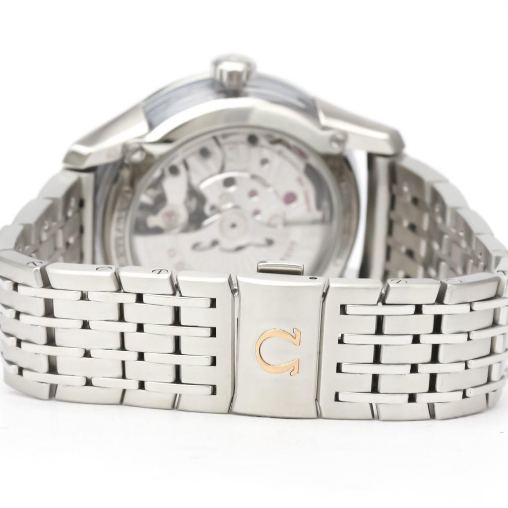 OMEGA De Ville Hour Vision Automatic Watch 431.30.41.21.01.001