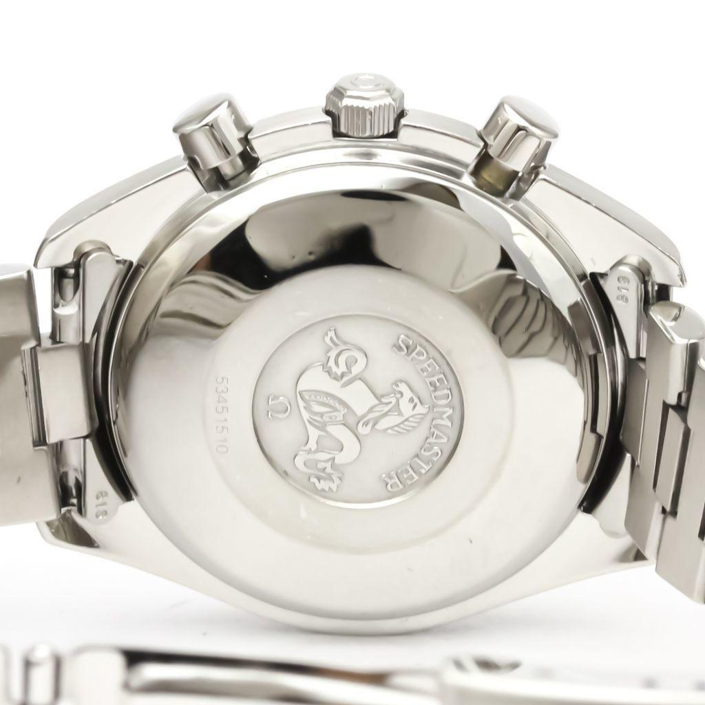OMEGA Speedmaster Date Steel Automatic Mens Watch 3511.50