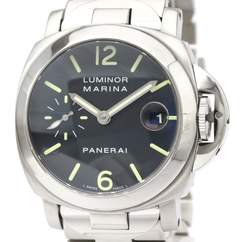 Officine Panerai Luminor Automatic Stainless Steel Men's Sports Watch PAM00050