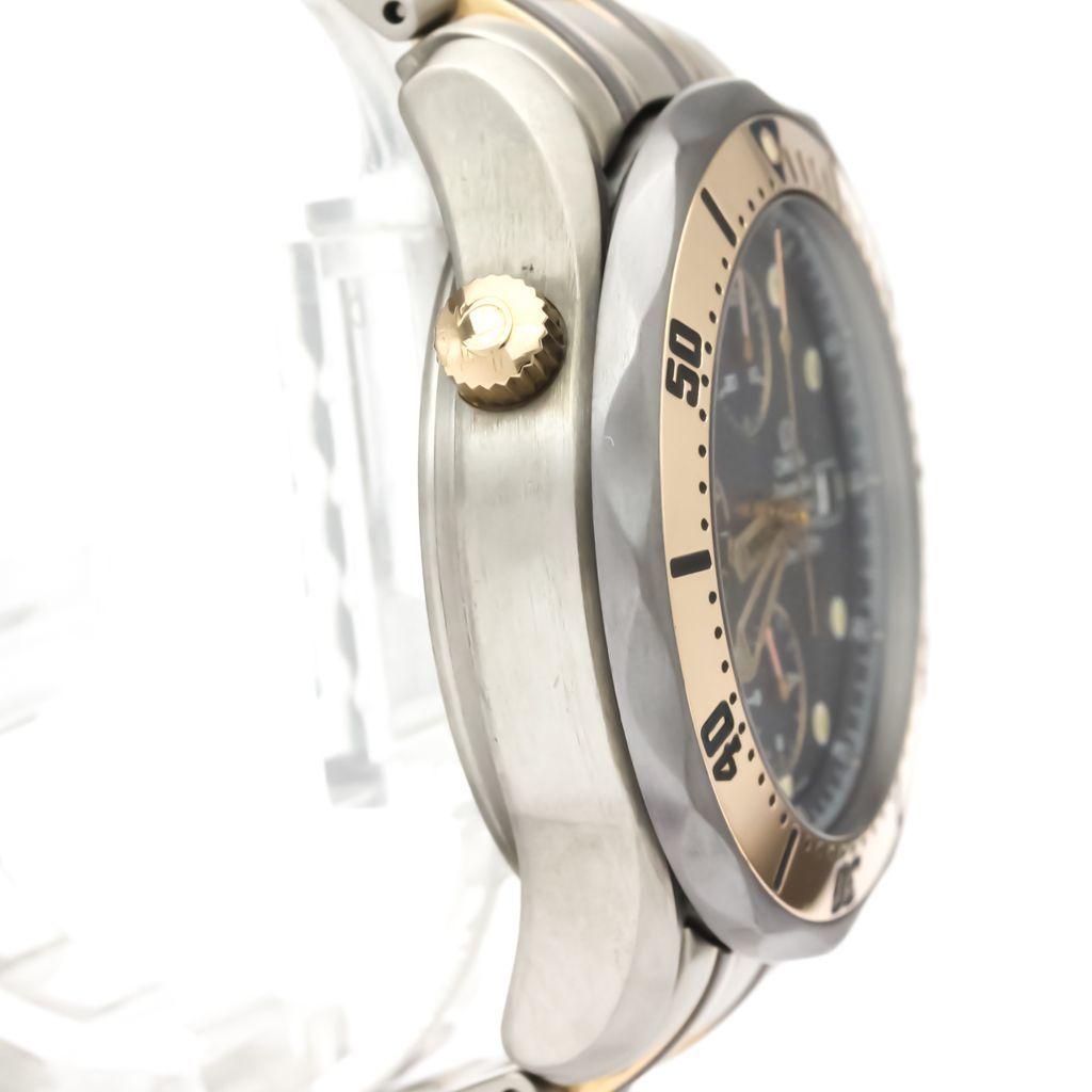 Omega Seamaster Automatic Titanium,Pink Gold (18K) Men's Sports Watch 2296.80