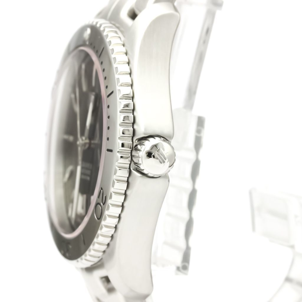 【TAG HEUER】タグホイヤー リンク キャリバー 5 ステンレススチール 自動巻き メンズ 時計 WJ201A
