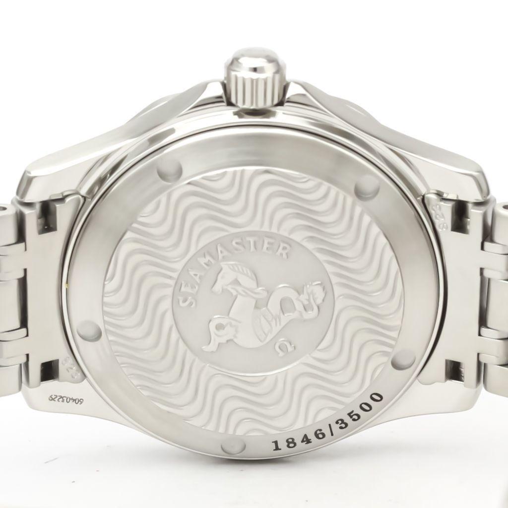 OMEGA Seamaster Professional 300M Jacques Mayol Watch 2554.80