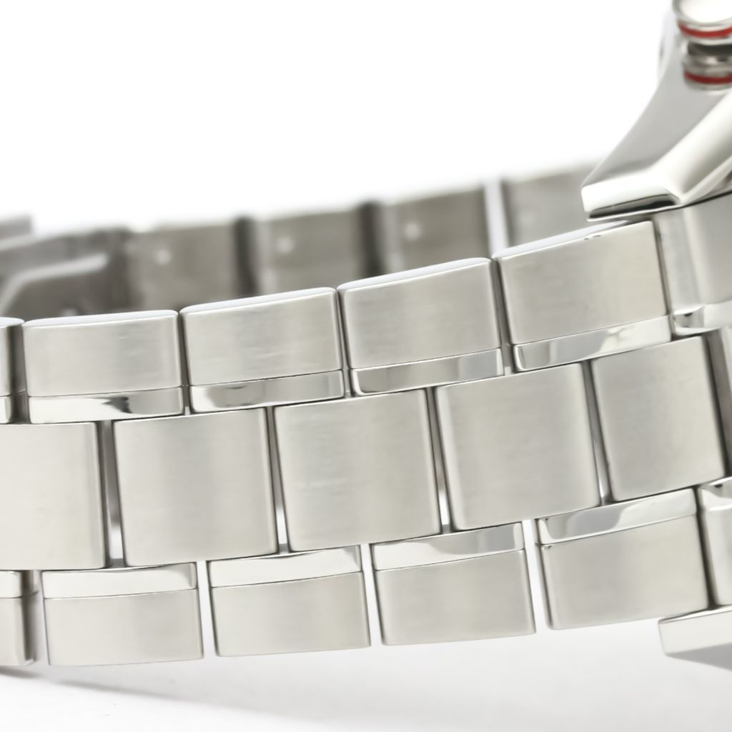 TAG HEUER Carrera Caliber S Steel Quartz Mens Watch CV7A12