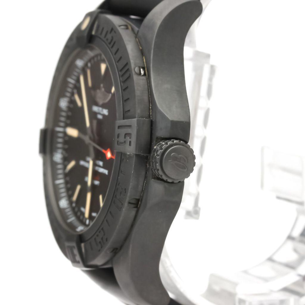 Breitling Avenger Automatic Titanium Men's Sports Watch V17311