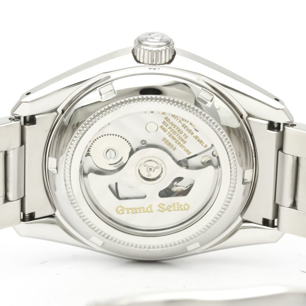 Seiko Grand Seiko Automatic Stainless Steel Men's Dress Watch SBGH001(9S85-00A0)