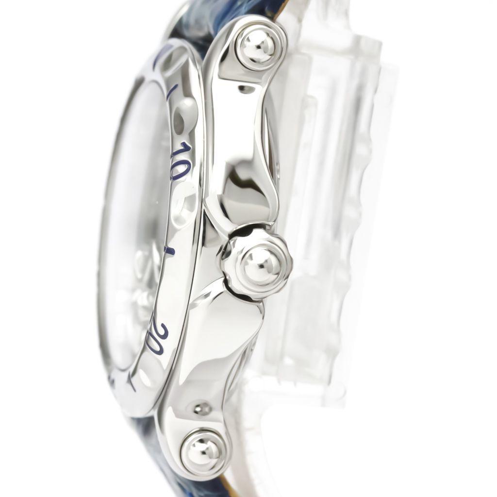 Chopard Happy Sport Quartz Stainless Steel Women's Sports Watch 27/8438