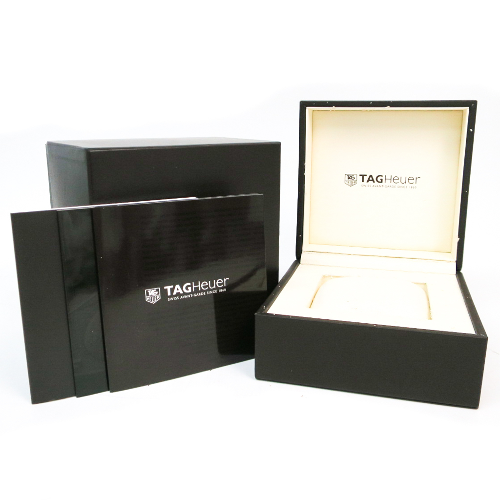 Tag Heuer Carrera Automatic Stainless Steel Men's Sports Watch CV201P