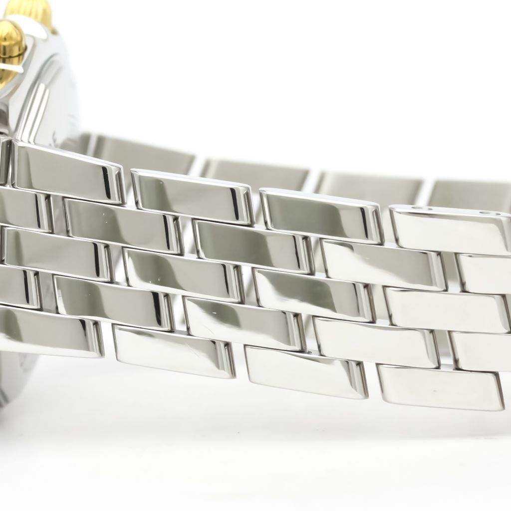ブライトリング(Breitling) クロノマット 自動巻き ステンレススチール(SS),K18イエローゴールド(K18YG) メンズ スポーツウォッチ B13352